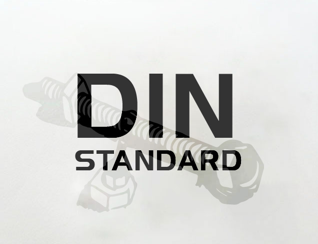 DIN standard-katsuhana